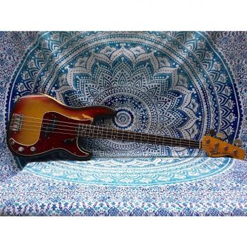 Custom Fender Precision Bass 1970 Sunburst