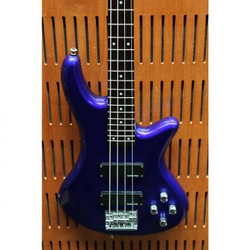 Custom Pre-Owned Schecter Diamond Series Deluxe Active 4 String Bass
