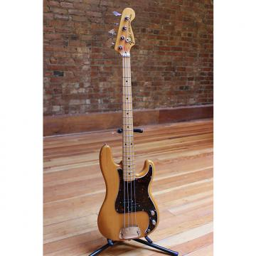 Custom Fender Precision Bass 1976 Natural Ash