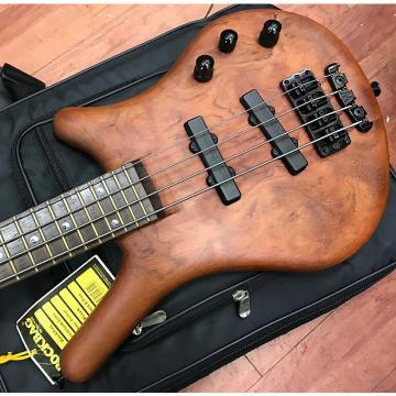 Custom Warwick Thumb Thru bass  Bubinga w/Original Gigbag *Bartolini P/U *Worldwide FAST S/H