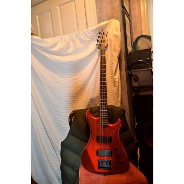 Custom Westone  spectrum gt bass guitar 1986 Candy Apple Red