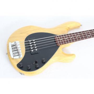 Custom 1990 Ernie Ball Music Man Stingray 5 Natural w/bag - All original -
