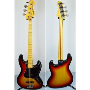 Custom ESP navigator bass JB Espionage 3 Color Sunburst