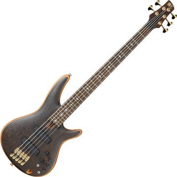 Custom Ibanez SR Prestige SR5005 5 String Electric Bass Oil