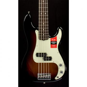 Custom Fender American Professional Precision Bass V, Rosewood Fingerboard, 3-Color Sunburst