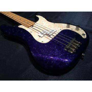 Custom Fender Precision Bass Candy Flaked Cobolt Blue