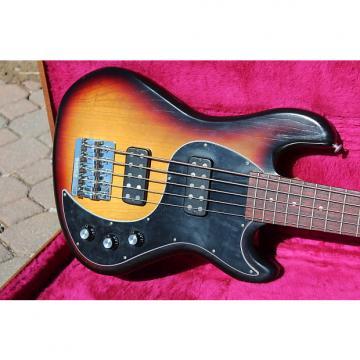 Custom 2014 Gibson USA EB 5 5-string 120th Anniversary Electric Bass Fireburst Finish W/ OHSC