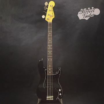 Custom Squier JV  PB 1984 Black - MADE IN JAPAN