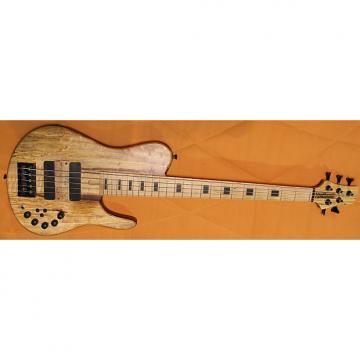 Custom Josh  Helms Custom 5 String Bass Fodera Preamp 1999