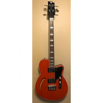 Custom Reverend Dub King 2012 Rock Orange