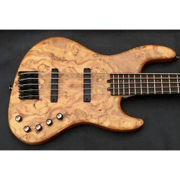 Custom Paul Lairat  Myra 5 2016 Custom Bass Guitar