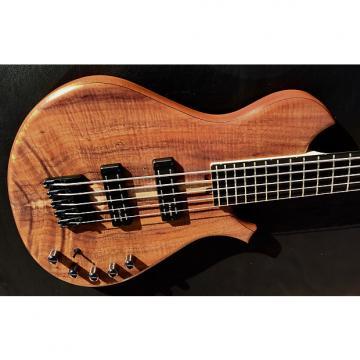 Custom Paul Lairat Gabriella S5 2016 Cust0m Bass Guitar