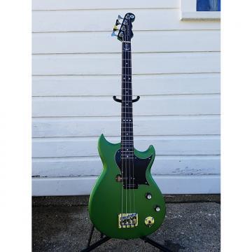 Custom 2017 Reverend Mike Watt Wattplower Bass Satin Emerald Green