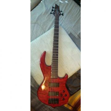 Custom Conklin Gt-5 5 String Bass Cellophane Wine