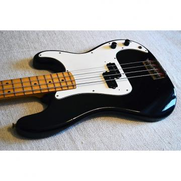 Custom Greco Precision Bass MIJ 1981 Black