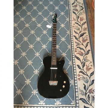 Custom Silvertone/Danelectro U1 Bass Guitar 1960's Black