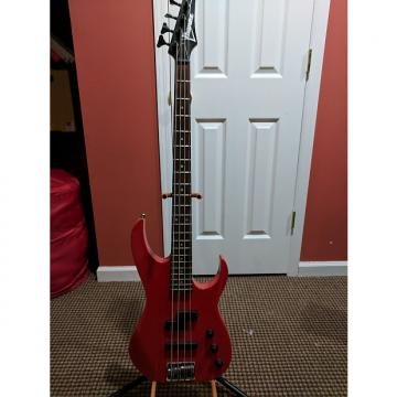 Custom Ibanez Rd707 1990 Red