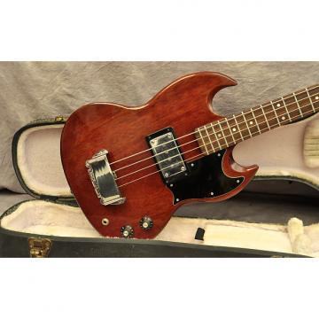 Custom 1973 Gibson EB0 Cherry