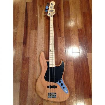 Custom Warmoth  Jazz Bass Matte Natural