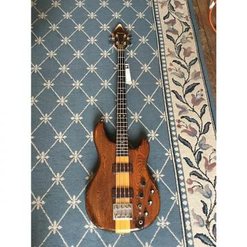 Custom Ibanez MC900 Musician Bass Guitar 1979 Walnut