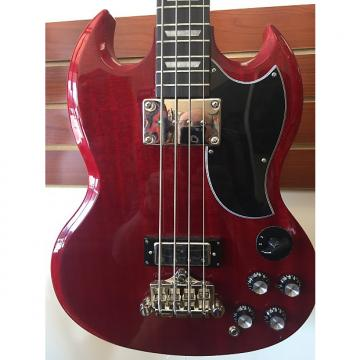 Custom Epiphone EB3 SG Bass