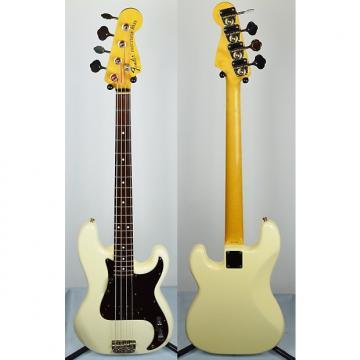 Custom Fender PB70 '70 Reissue Precision Bass (MIJ) 2008 white
