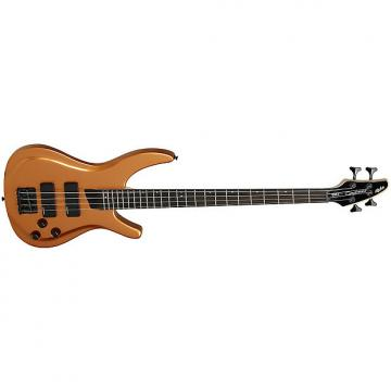 Custom Tanglewood Alpha TE4 CP Electric Bass in Metallic Copper
