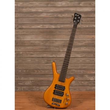 Custom Warwick Rockbass Corvette $$ 5-String Honey Satin