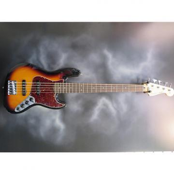 Custom Fender Deluxe Active Jazz Bass