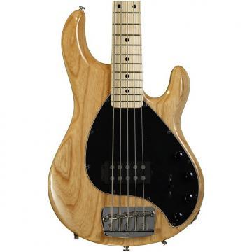 Custom Ernie Ball Music Man StingRay 5 H - Natural, Maple Fingerboard