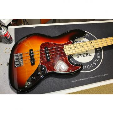 Custom Fender American Standard Jazz Bass 2 Color Sunburst