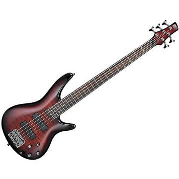 Custom Ibanez Second SR405QM 5 String Bass, Factory Second