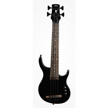 Custom Kala UBASS-SUB4FS-SBK 4-String Fretted Black U-Bass