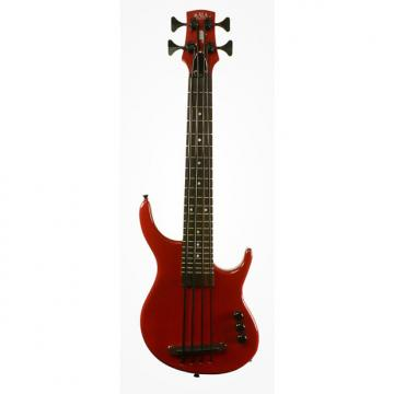 Custom Kala UBASS-SUB4FS-SRD w/Bag 4-String Fretted Red U-Bass