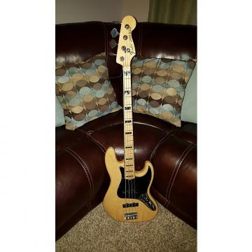 Custom Fender American Deluxe Jazz Electric Bass 2013 Maple
