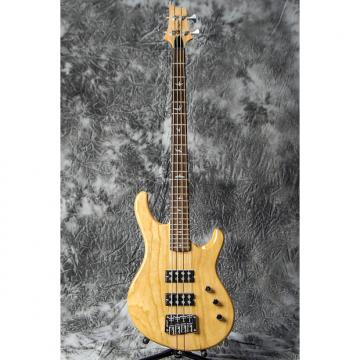 Custom Paul Reed Smith PRS SE Kingfisher Electric Bass Natural (floor model)
