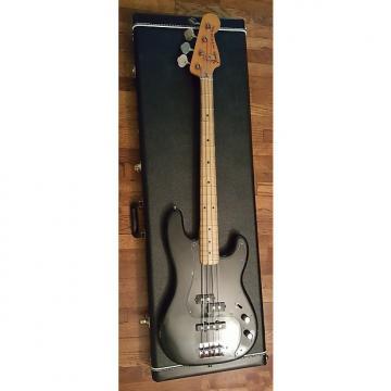 Custom Fender Precision Bass 1976 Black