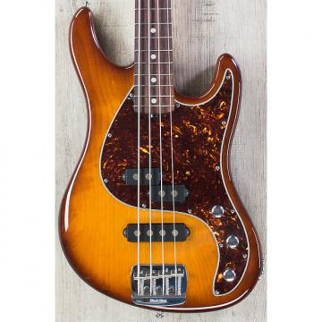 Custom Ernie Ball Music Man Caprice Passive Bass, Heritage Tobacco Burst, Rosewood Board