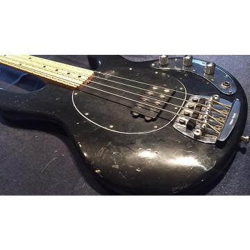 Custom Ernie Ball Music Man Classic StingRay 4 1990s Black