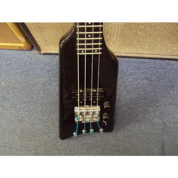 Custom Kramer  Duke Bass Guitar VINTAGE 1980s USA 1980s Black