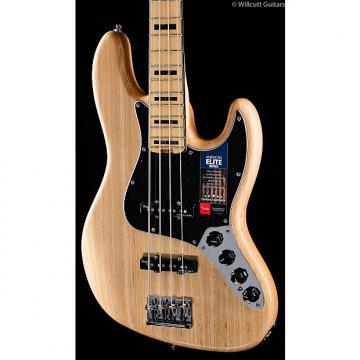 Custom Fender American Elite Jazz Bass Natural (737)
