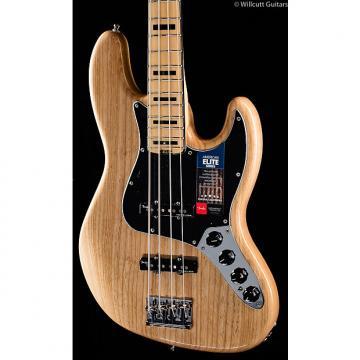 Custom Fender American Elite Jazz Bass Natural (761)