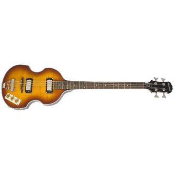 Custom Epiphone Viola Electric Bass Vintage Sunburst