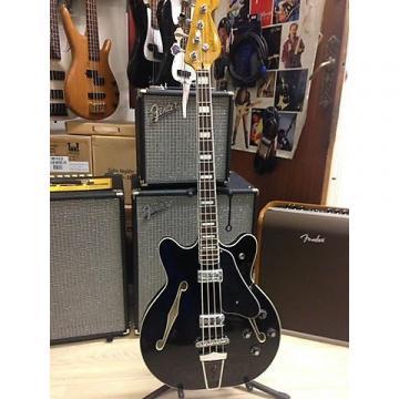 Custom Fender Coronado Bass in Black!