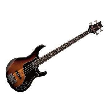 Custom Paul Reed Smith PRS SE Kestrel Bass w/ Gig Bag - Tri-Color Sunburst/Rosewood - KE4TC