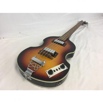 Custom Galveston Violin Beetle Sunburst