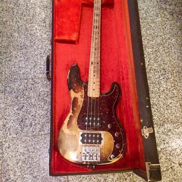 Custom Fender Precision Bass 1966/76 with HSC