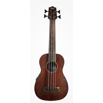Custom Kala UBASS-RMBL-FL w/Bag Rumbler Fretless Acoustic-Electric U-Bass