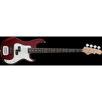 Custom G&L SB-2 Tribute Bordeaux Metallic