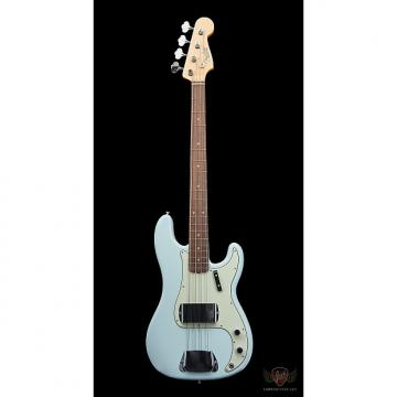 Custom Fender American Vintage '63 Precision Bass - Faded Sonic Blue - DEMO (198)